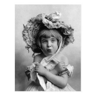 Jugar a Grownup, 1902 Tarjeta Postal
