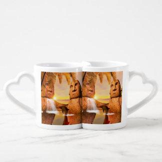 Jugar el dolhin set de tazas de café