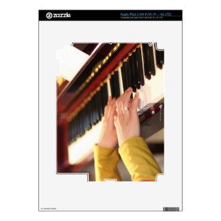 Jugar el piano iPad 3 skins