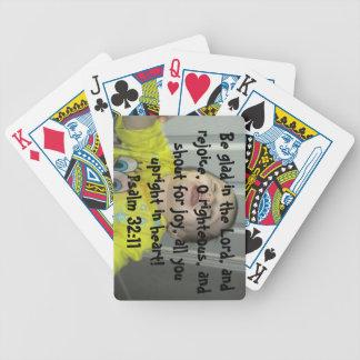 Jugar escritura de la Tarjeta-Biblia Baraja Cartas De Poker