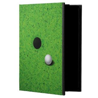 Jugar la caja   del aire del iPad del golf