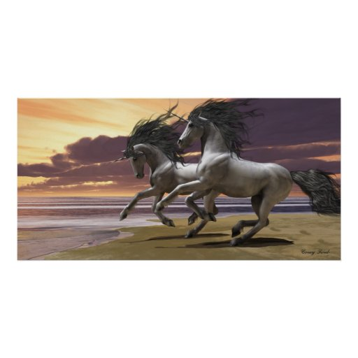 Jugar la impresión de la parte 1 de los unicornios impresiones