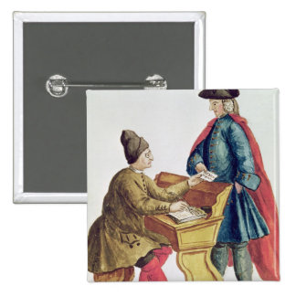 Jugar la lotería veneciana pin cuadrado