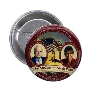 Jugate de McPal - botón Pin Redondo De 2 Pulgadas
