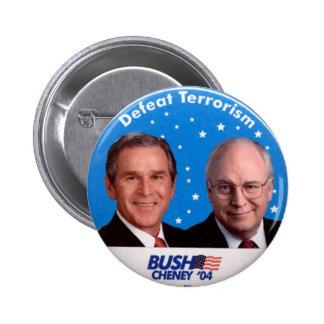 Jugate del terror - botón pins