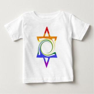 jugayica star twisted baby T-Shirt