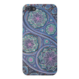 Juggernaut Paisley Cover For iPhone 5