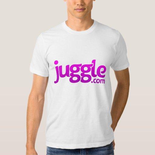 Juggle.com Logo Shirt