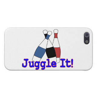 Juggle It Juggler Cover For iPhone SE/5/5s