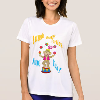 Juggle The Forties T-Shirt