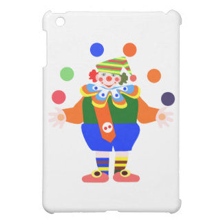 juggler clown iPad mini cases
