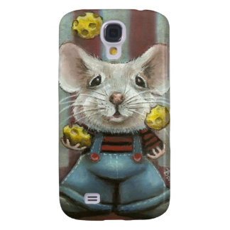 Juggler Mouse Galaxy S4 Case