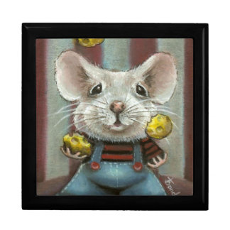Juggler Mouse Trinket Boxes