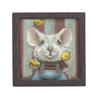 Juggler Mouse Premium Trinket Box