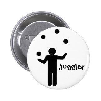 Juggler Pin