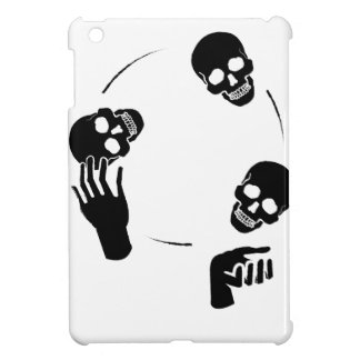 Juggler Skeleton Fun Circus iPad Mini Cases
