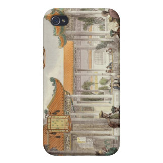 Jugglers Exhibiting in the Court of a Mandarin's P iPhone 4/4S Case