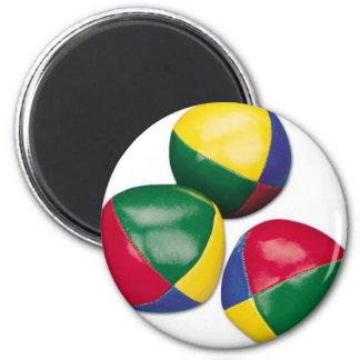 juggling-bean-balls magnet