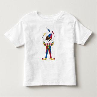 Juggling Circus Clown Tee