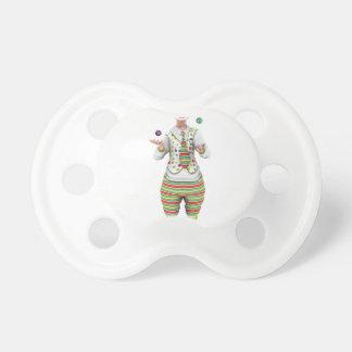 Juggling Clown Pacifier