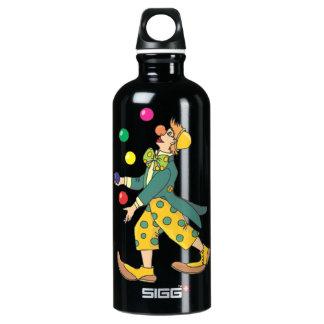 Juggling Clown Water Bottle