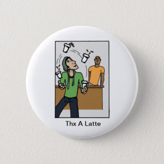 Juggling Coffees Button