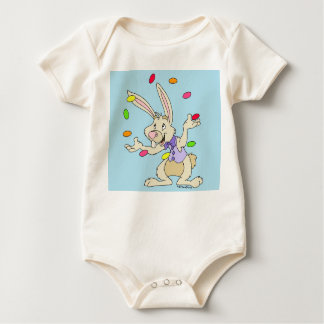 Juggling Jelly Beans Baby Bodysuit