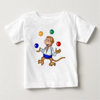 Juggling Monkey T-shirts