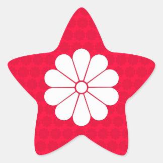 Jugiku Star Sticker