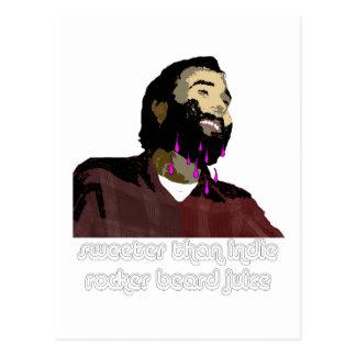 Jugo 8 de la barba postal