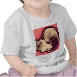 Jugo el feto camiseta
