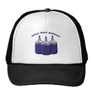 Jugs Not Drugs Hat