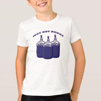 Jugs Not Drugs T-Shirt