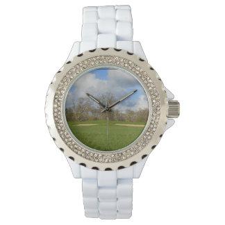 Juguemos al golf relojes