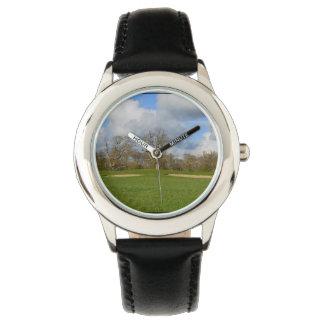 Juguemos al golf relojes de mano