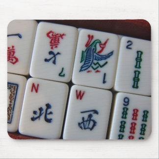 Juguemos el Mah-Jongg Alfombrillas De Ratón