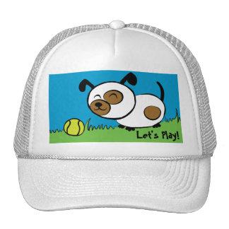 ¡Juguemos Gorra del perrito