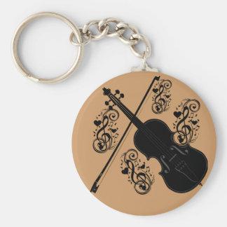 Juguemos, Violin_ Llavero Personalizado