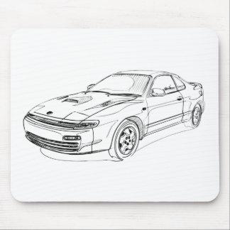 Juguete Celica GT4 1990 Tapete De Raton