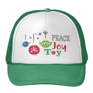 Juguete de la alegría de la paz de Toy Story el | Gorro De Camionero