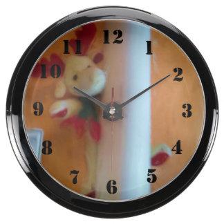 juguete de los alces relojes acuario