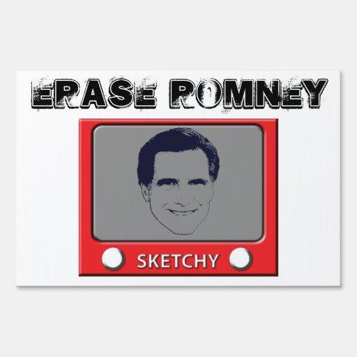 Juguete del bosquejo de Romney