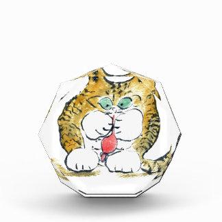 Juguete del ratón y gatito del tigre, Sumi-e