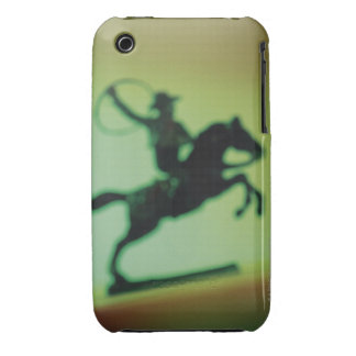 Juguete del vaquero iPhone 3 Case-Mate cobertura