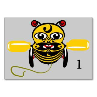 Juguete Kiwiana de la abeja de Hei Tiki
