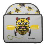 Juguete Kiwianat de la abeja de ProducHei Tiki del Fundas Macbook Pro