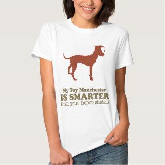 Juguete Manchester Terrier Polera
