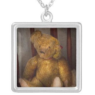 Juguete - oso de peluche - mi oso de peluche colgante cuadrado