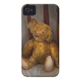 Juguete - oso de peluche - mi oso de peluche Case-Mate iPhone 4 carcasa