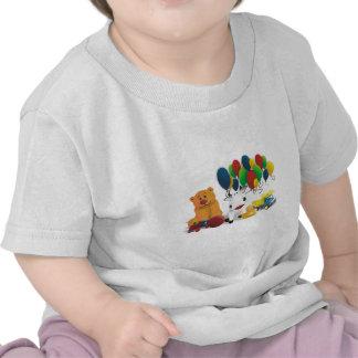 Juguete para niños camisetas